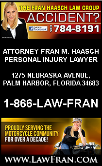 Offices of Fran Haasch ad, logo, and information