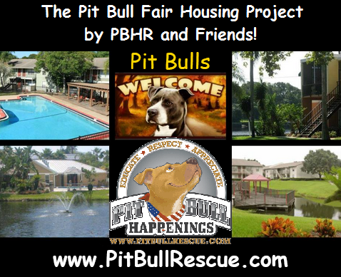 The Pit Bull Fair Housing Project