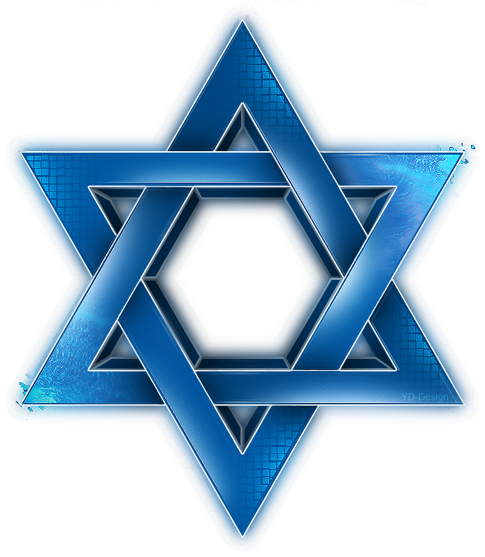 Star of David/Magen David/Shield of David