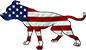 USA Dog Logo